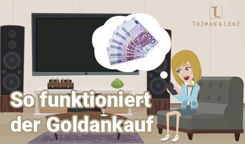 Goldankauf Video