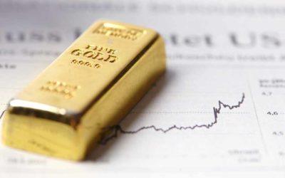 Der Goldpreis erreichte im Mai sein Viermonatshoch