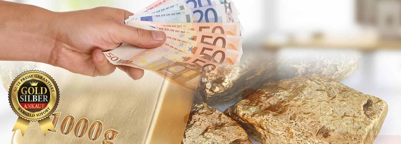 Gold-zurück-Garantie